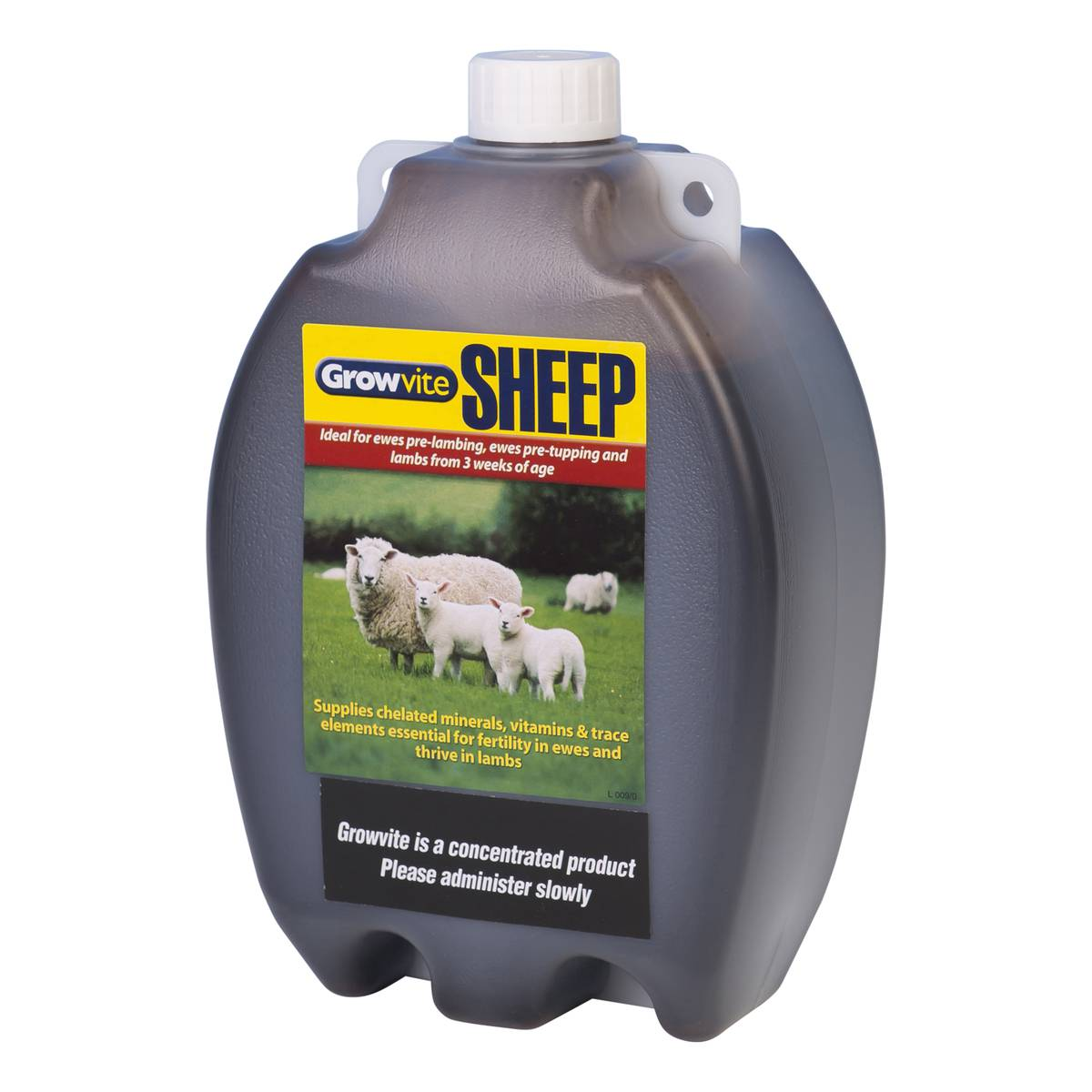 Growvite Sheep 2.5Ltr
