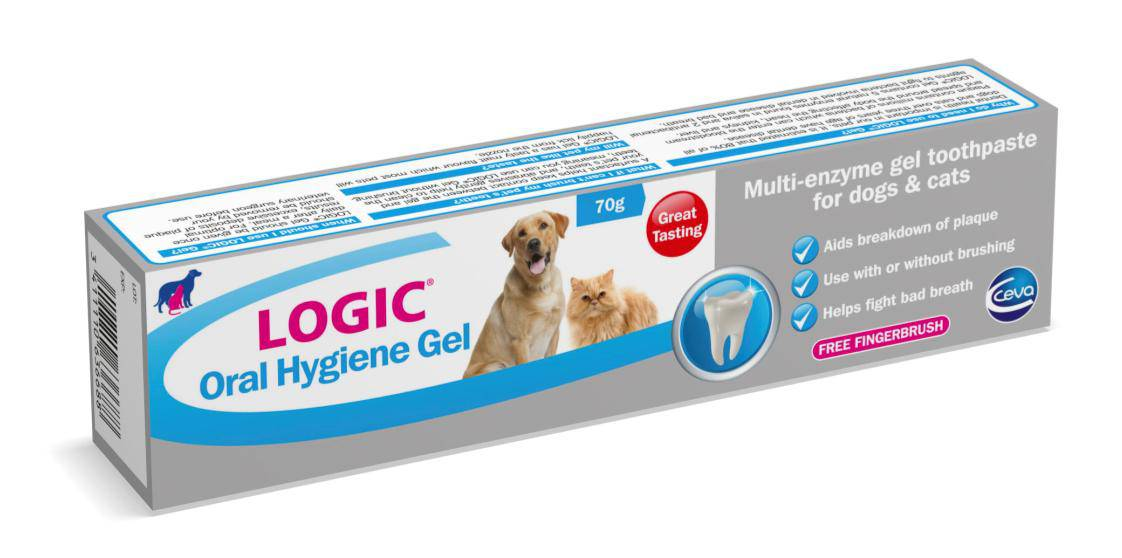 Logic Oral Hygiene Gel 70Grm