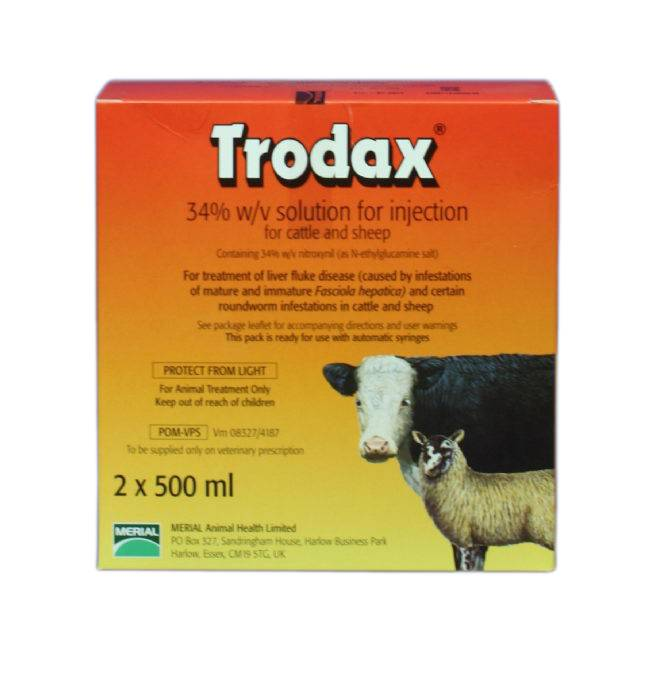 Trodax Cattle 1L