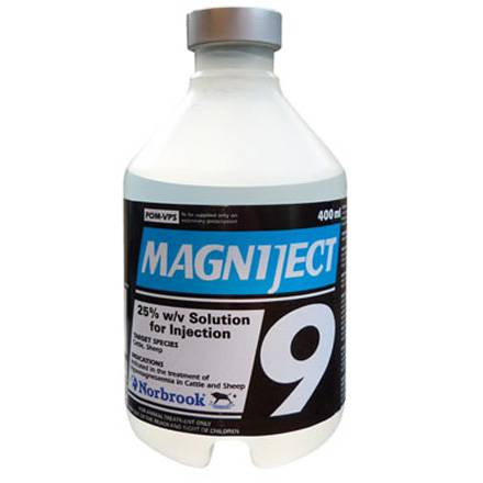 Magnesium Sulphate 400 Mls
