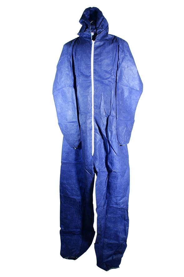 Boiler Suit Disp. Blue Large