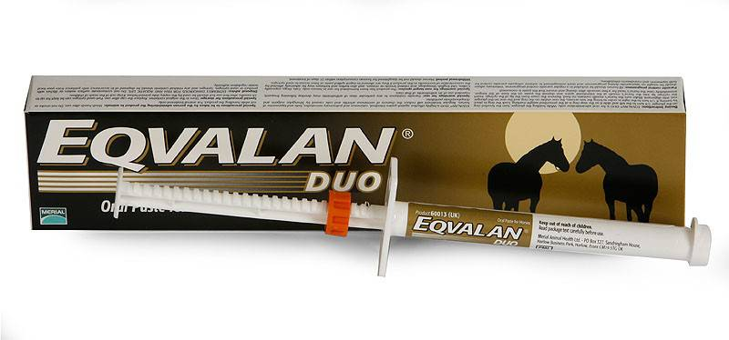 Eqvalan Duo Single Syringe
