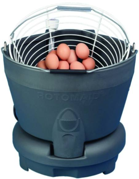 Rotomaid Egg Washer (200 Eggs)