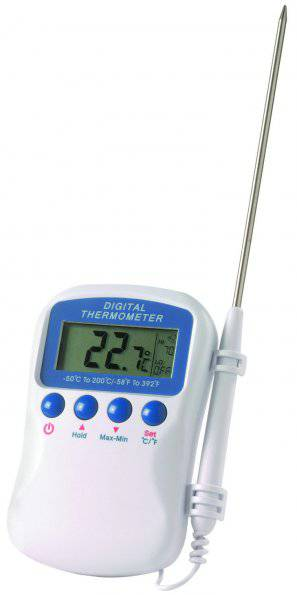 Thermometer Multi Function