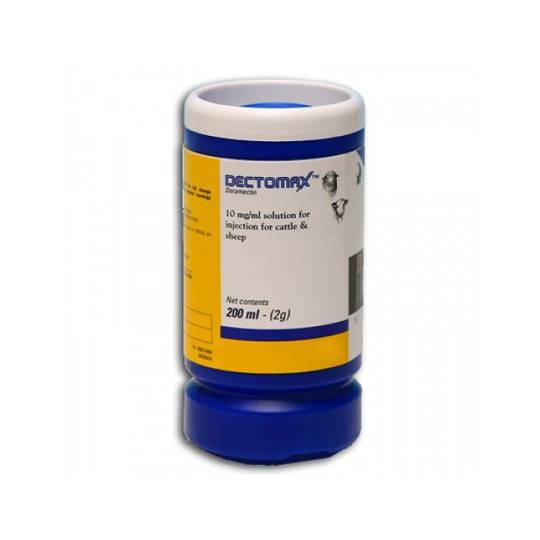 Dectomax Inj 200Ml
