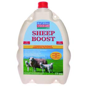 Sheep Boost 2.5Ltr