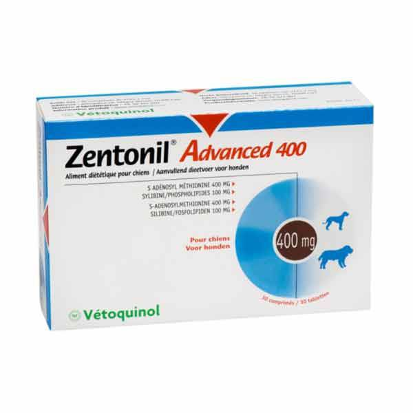 Zentonil Advanced 400Mgx30Tabs.