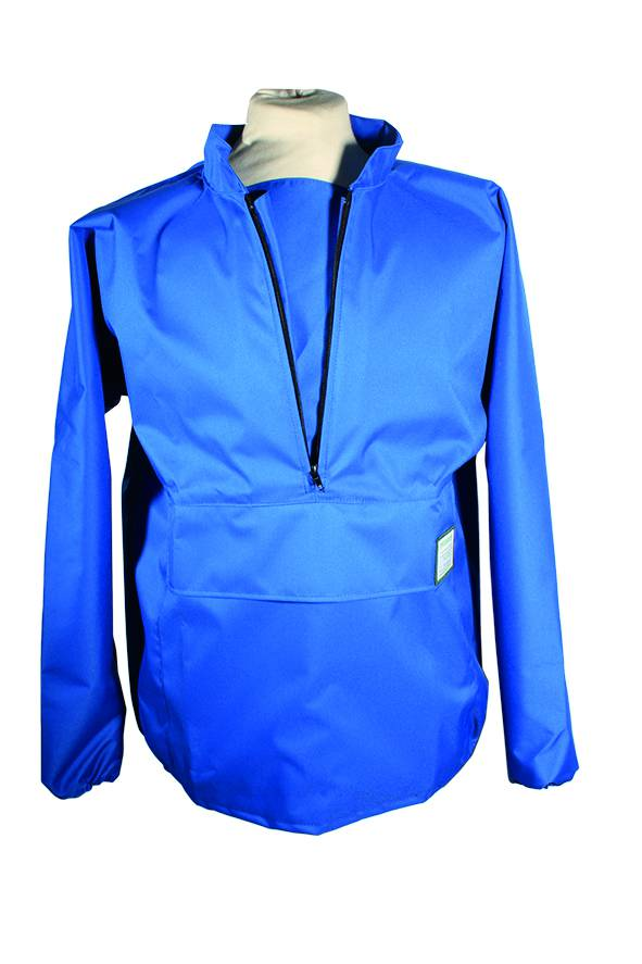 Monsoon Pro Dri Parl Top Royal Blue L/Slv Large