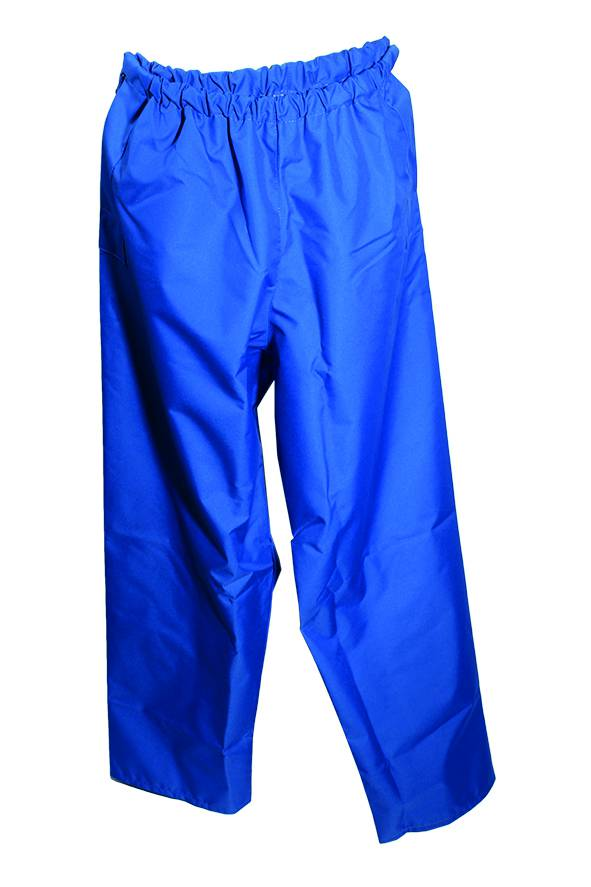 Monsoon Pro Dri Parl Over Trousers Royal Blue Small