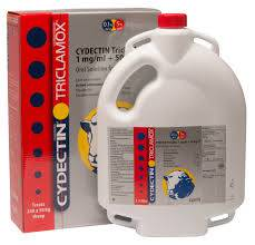 Cydectin Triclamox Sheep Drench 1L