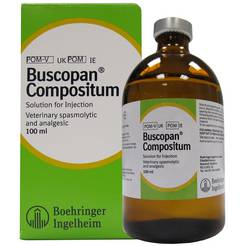 Buscopan Compositum 100Mls
