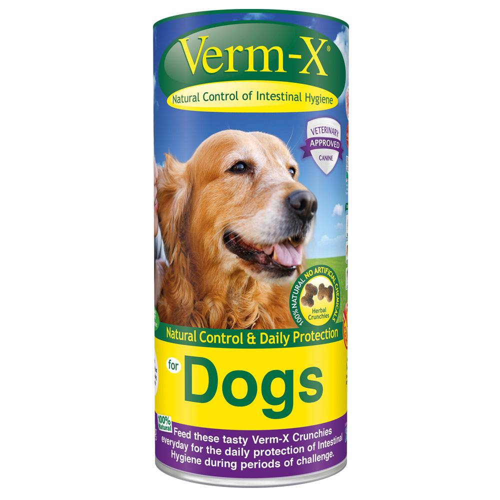 Verm X Dog Treats 100G