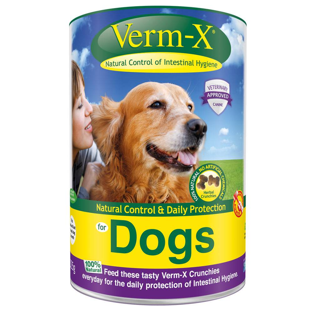 Verm X Dog Treats 325G