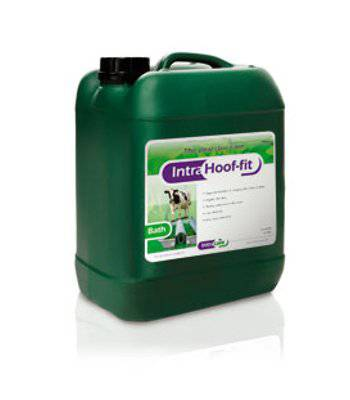 Intra Hoof Fit Liquid 10Lt