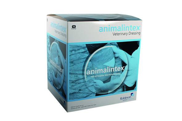 Animalintex 200X450Mm 10S
