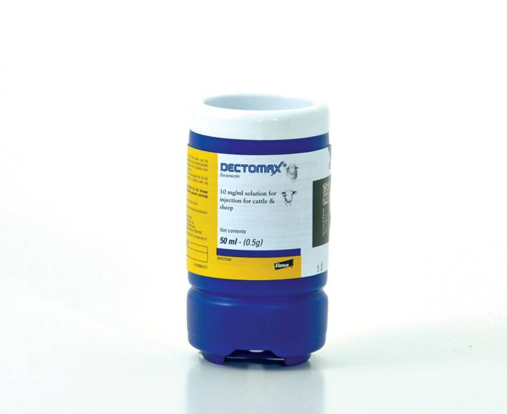 Dectomax Inj 50Ml