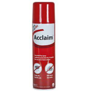 Acclaim Aerosol 400Mls