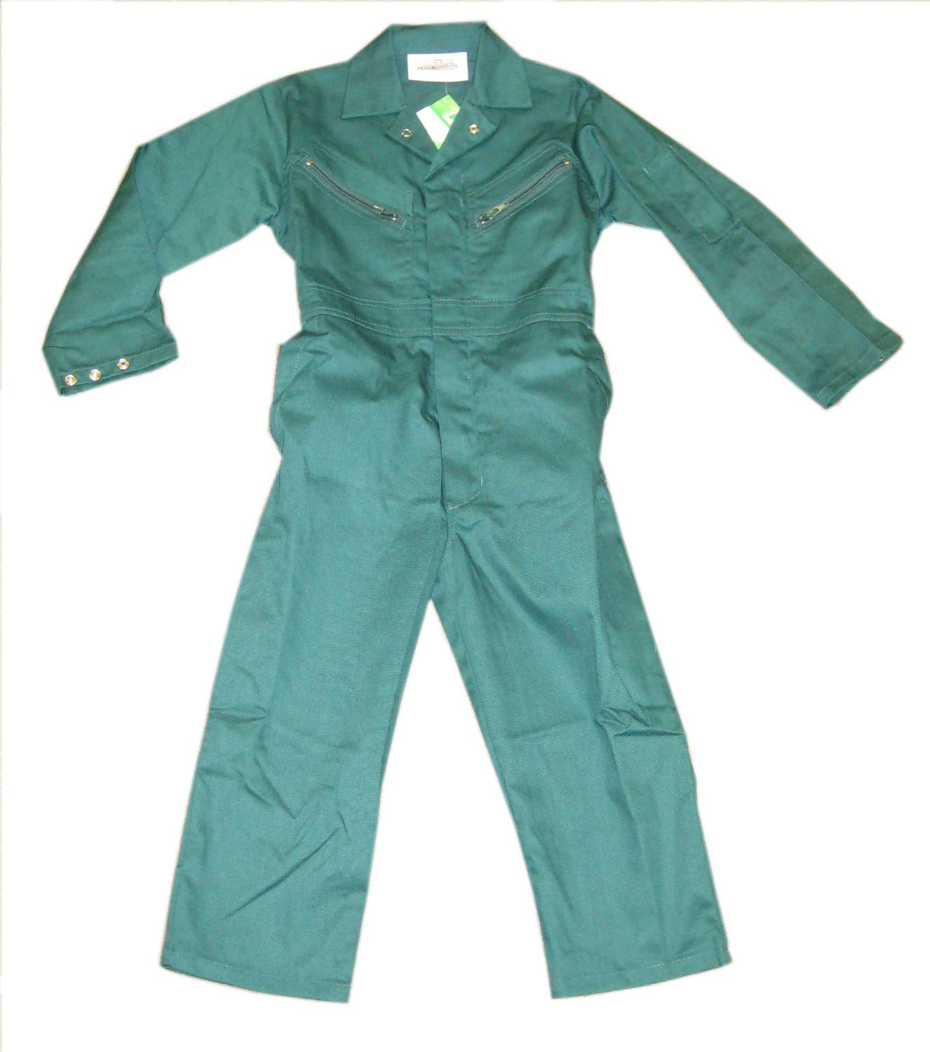 Monsoon Tractor Suit Green 12/13 Yrs Xcgg