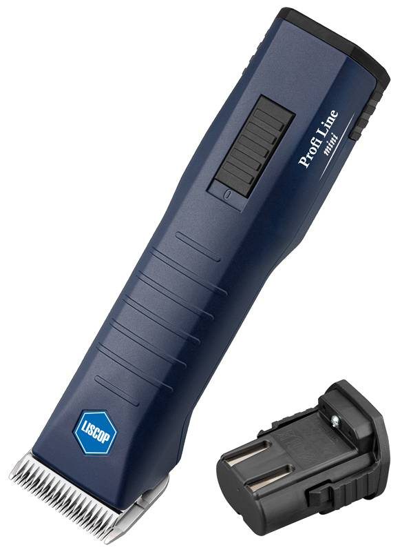 Liscop Clipper Profi Line Mini C/W 2 Batteries