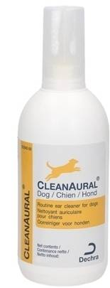 CleanAural Dog Routine Ear Cleaner 100ml