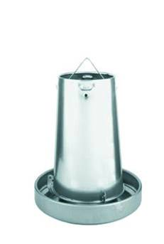 Poultry Feeder Hanging Metal 10Kg