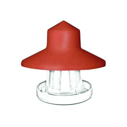 Poultry Feeder Rainhat Cover 10kg