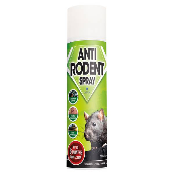 Lodi Anti Rodent Spray 500ml