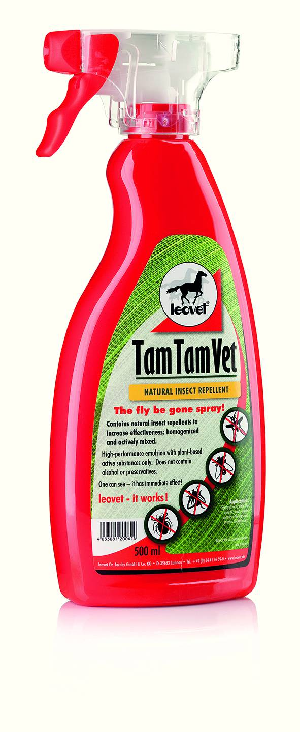 leovet Tam Tam Vet Fly Be Gone Spray 500ml