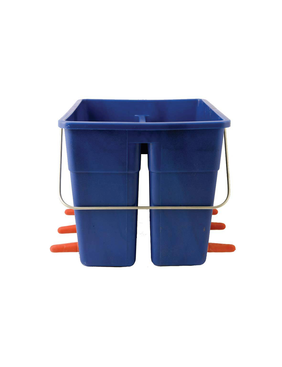 Lamb Bucket 6T C/W Valves & Teats