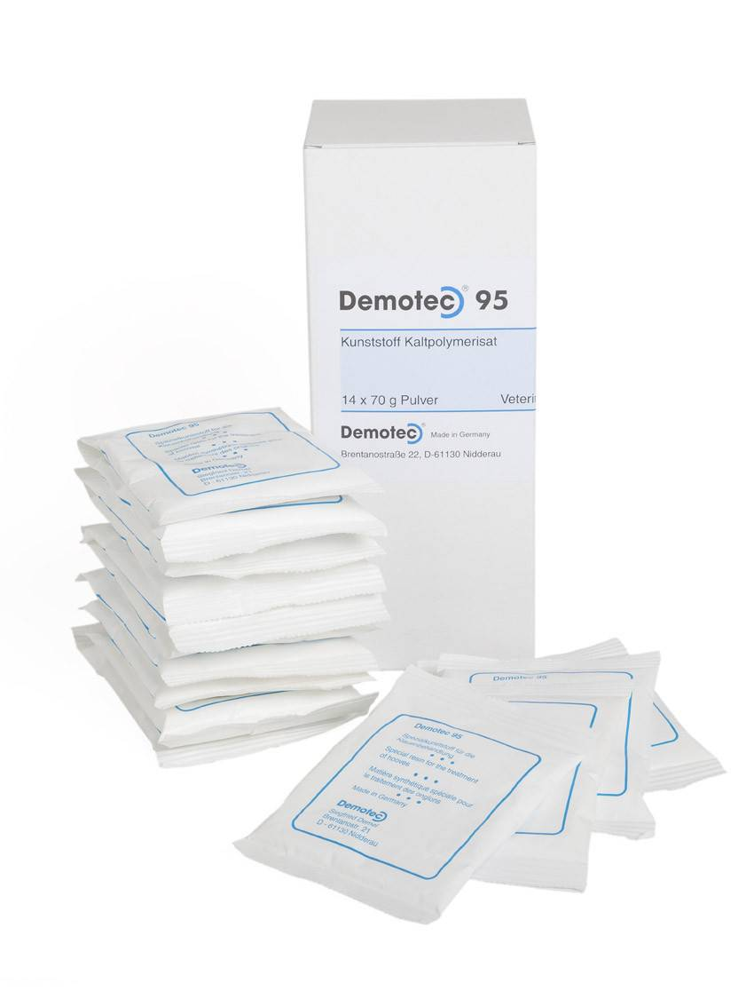 Demotec-95 Powder 14 X 70g