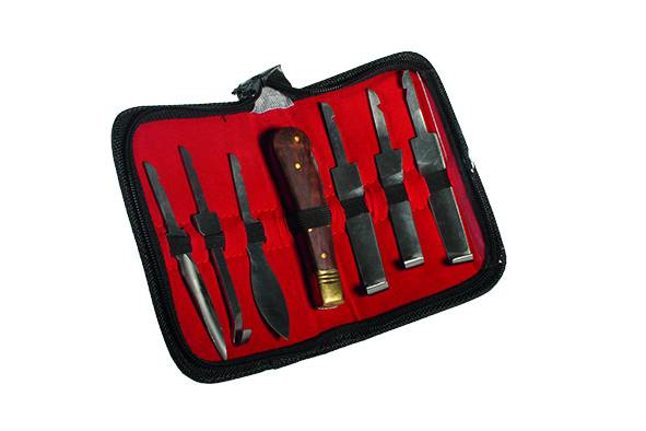 Hoof Knife Pocket Set