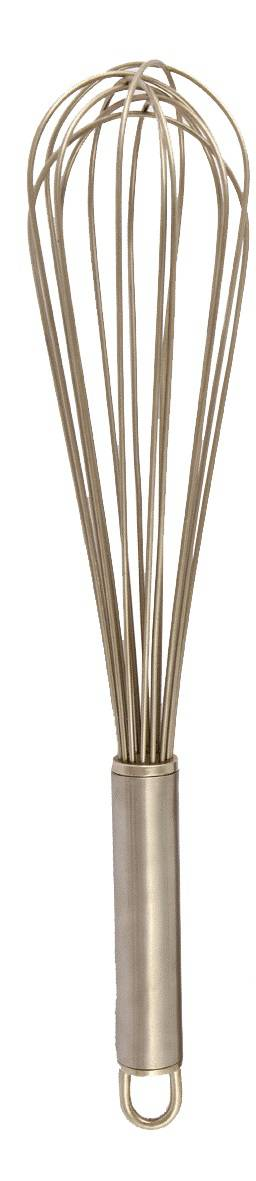 Whisk 40cm With Metal Handle