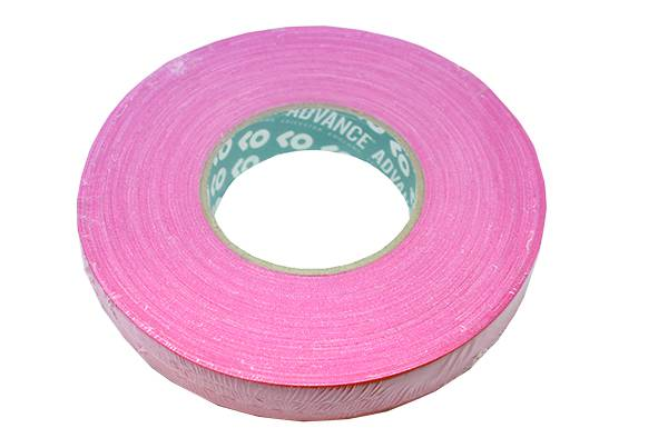 Tail Tape Advance Red 25mmx50m