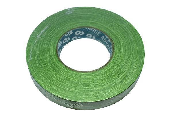 Tail Tape Advance Green 25mmx50m