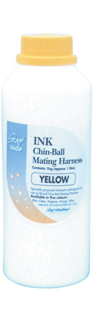 Chinball Harness Fluid Yellow 1l Shoof