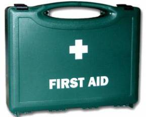 First Aid Travel Kit F1