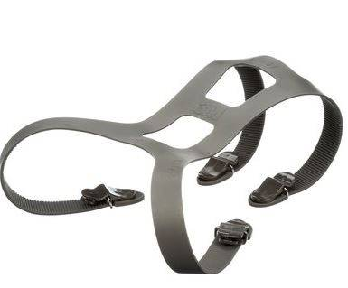 Mask 3M 6000 Series Spare Head Harness Assembly *