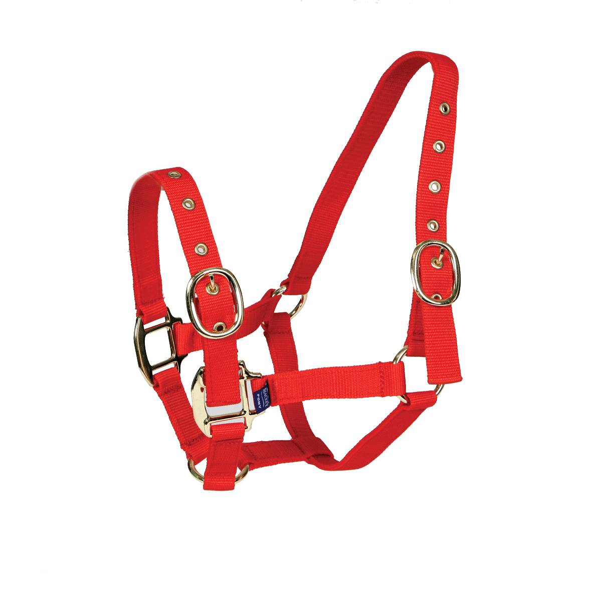 Headcollar Nylon Pony (Mac)