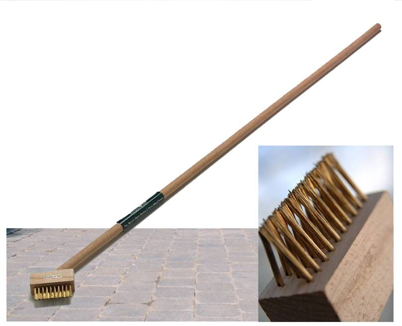 Burgon & Ball Miracle Block Paving Brush